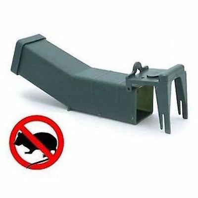 2 x REUSABLE HUMANE MOUSE TRAP AUTO CATCH NOT KILL MICE PEST CONTROL IN HOME OTL