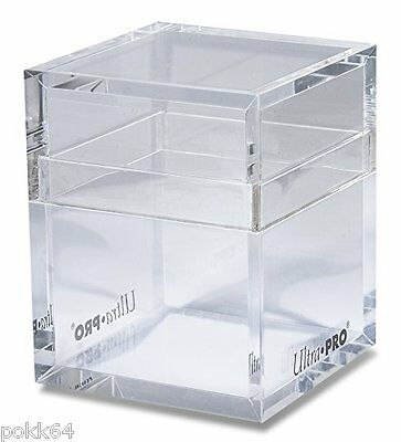 Ultra Pro Deck Box Ice Tower 100 cartes boîte storage gaming deckbox card 4855