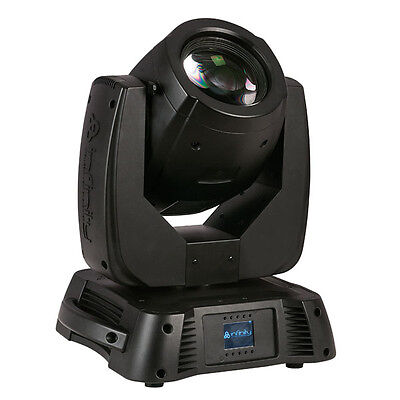 Showtec Infinity iB-5R - incl. Osram Lampe Light Moving Head Beam Light Effect