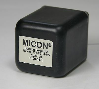 CCR-101 MICON / Powell Industries Component Can for MICON C2 Control Systems