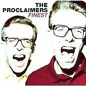 THE PROCLAIMERS - Finest - The Very Best Of - Greatest Hits CD NEW