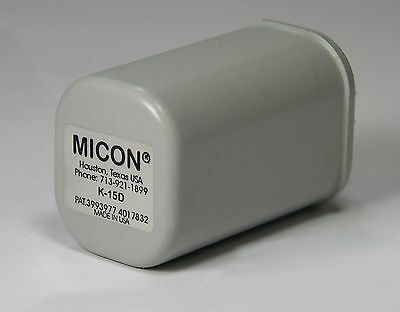 C2-K15D Micon / Powell Industries Relay for Micon C2 Control Systems