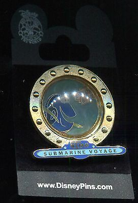 DLR Finding Nemo Submarine Voyage Bubble Nemo Dory Disney Pin 54968