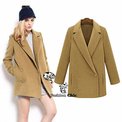 CelebStyle Must Have  Long  Jacket Coat