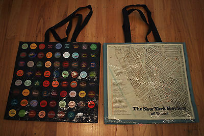 NYRB New York Review Literary Greenwich Village and Classics Tote Bags