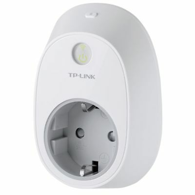 TP-Link HS110 Wi-Fi Smart Plug &Energy Monitoring EU Plug Works with Amazon Echo