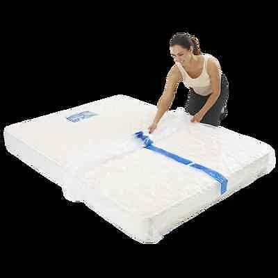 Queen Size Mattress Furniture Protective Plastic Protection Moving&Storage Cover
