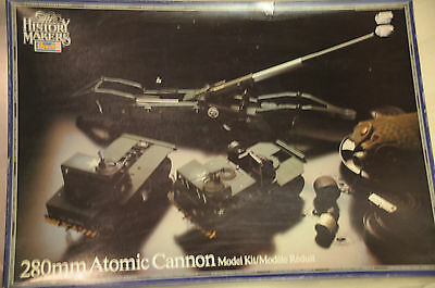 "Revell, ""The History Makers"", Atom-Kanone, ""Atomic Annie"", 1:32, Art. Nr. 8650"
