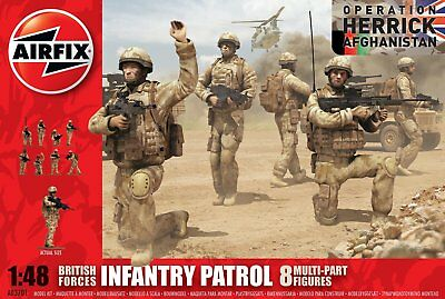 Airfix A03701 - British Forces Infantery Patrol 1:48