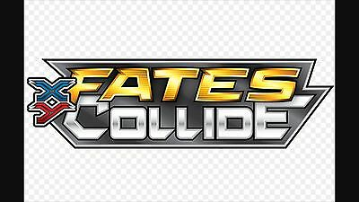 Pokemon Fates Collide - COMPLETE Master Set - NM/M - 2 Day Shipping