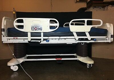 Stryker MPS-3000 Hospital Bed with Mattress