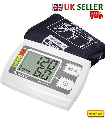 Brand New Salter Automatic Arm Blood Pressure Monitor - UK SELLER
