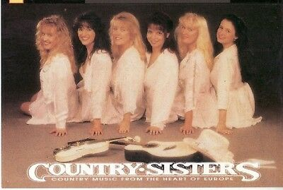 One More Time - COUNTRY SISTERS [MC]