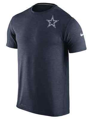 Dallas Cowboys Nike On-Field Dri-Fit Touch T-Shirt