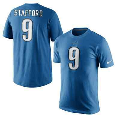 Detroit Lions Matthew Stafford Nike Player Pride T-Shirt
