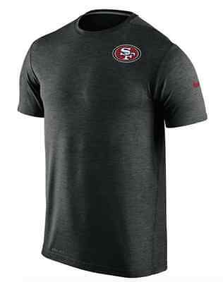 San Francisco 49ers Nike On-Field Dri-Fit Touch T-Shirt