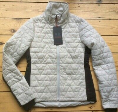Womens Musto Evolution Quilted Primaloft Jacket Size 10 Packaway   New