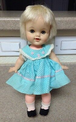 "12"" 1962 Madame Alexander Smarty Doll (KP14)"