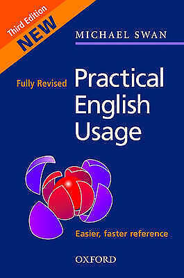 Oxford PRACTICAL ENGLISH USAGE by MICHAEL SWAN 3rd Third Edition OUP @BRAND NEW@