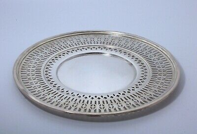 Durgin Sterling Silver Sandwich Tray