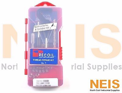 """Thread Repair Kit - RECOIL Trade Series Kit Imperial, UNC 1/4-20 to5/16""""  Pro XL"""