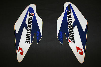 Yamaha  Yzf 250-450 2010-2013 Lower Fork Guard Decals Stickers