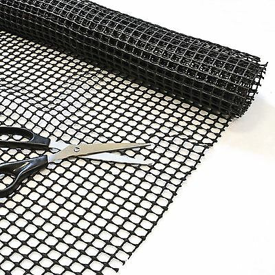30cm x 100cm Anti Non Slip Mat Rubber Gripper Multi Purpose Flooring Rug Dash