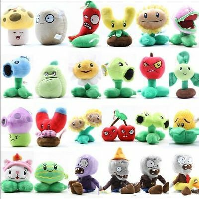 Plants vs Zombies Figure Characters Toy 20cm Plush toys