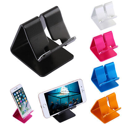 Universal Aluminum Table Desk Mount Stand Holder for Table PC Mobile Phone