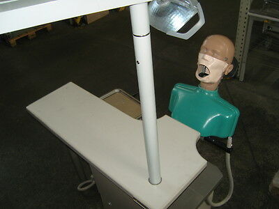 KaVo EWL Phantomkopf, dentale Simulationseinheit, simulation unit , phantom head