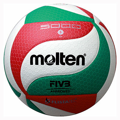 MOLTEN V5M5000 FLISTATEC VOLLEYBALL Wettspielball FIVB APPROVED DVV 1