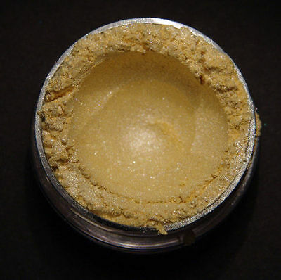 Radiant Gold Cosmetic Mica Powder for Soap/Bath Bombs/Nail Art/Candles/Eyes