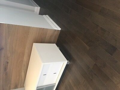 New Flooring - 100Sq Ft, 4 1/4 Maple Low Sheen Caraway (Speers)