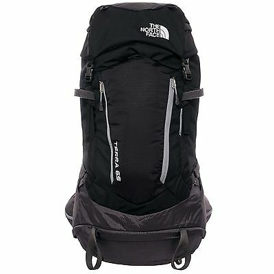The North Face Trekking Rucksack L/XL Terra 65 tnf black asphalt gre