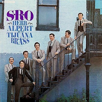 Herb Alpert & The Tijuana Brass - S.r.o. - New Cd