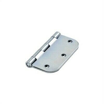 "3-1/2"" ZN DR Hinge,No N830-188,  National Mfg Co, 3PK"