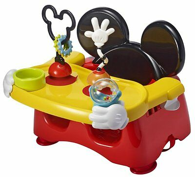 Baby Care Disney Baby Helping Hands Feeding and Activity Seat, Mickey Mouse