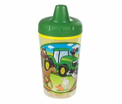 Baby Care John Deere Insulated Sippy Cup with One Piece Lid - 9 oz