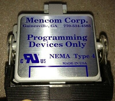 Mencom Corp Programming Devices Only NEMA Type 4, SHIPSAMEDAY #1555A7