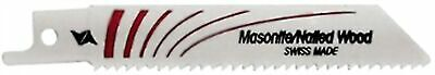 """Vermont American 30211 6"""" 24 Tpi Metal Cutting Reciprocating Saw Blade,No 30211"""