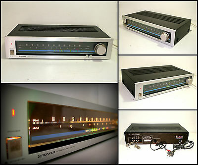 PIONEER TX-520 AM/ FM Stereo Tuner