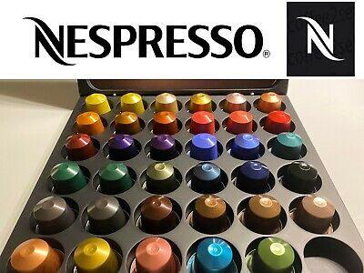 Nespresso Capsules , Pods - Choose Your Own Coffee  - 10 20 30 40 50 80 100