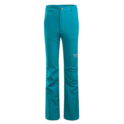 Womens Soft Shell Hiking Trekking Pant Outdoor Waterpfoof Sport Casual Trousers