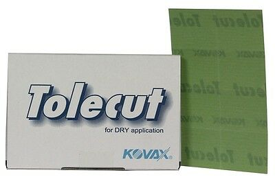 KOVAX TOLECUT P2000 1/8 CUT 29 x 35 mm GREEN / Grün