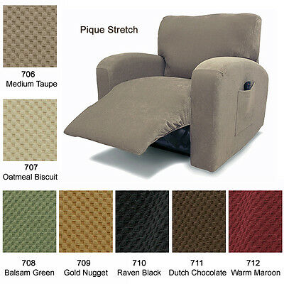 Stretch Chair Recliner Cover