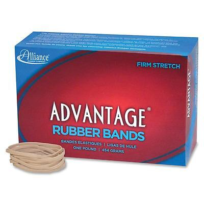 "Alliance Rubber Bands Size 32 1 lb. 3""x1/8"" Approx. 700/BX 26325"