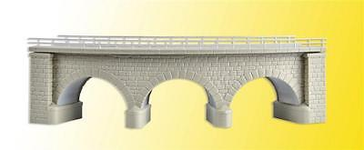 Kibri Regnitz Bridge with Icebreaker Pillars - Plastic Kit - N Gauge - 37661