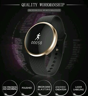 Montre Connectée Bluetooth étanche waterproof ANDROID smart  WATCH iPhone apple