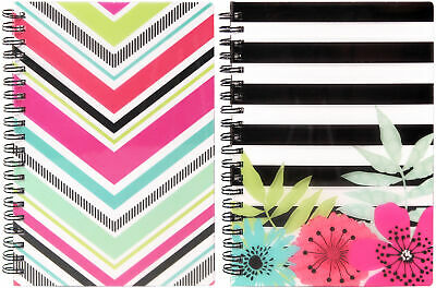 "Carolina Pad 25513 7"" X 5"" Studio C Eye Candy Collection Personal Book,No 25513"