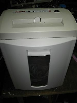 HSM 102.2 Strip cut Shredder SALE